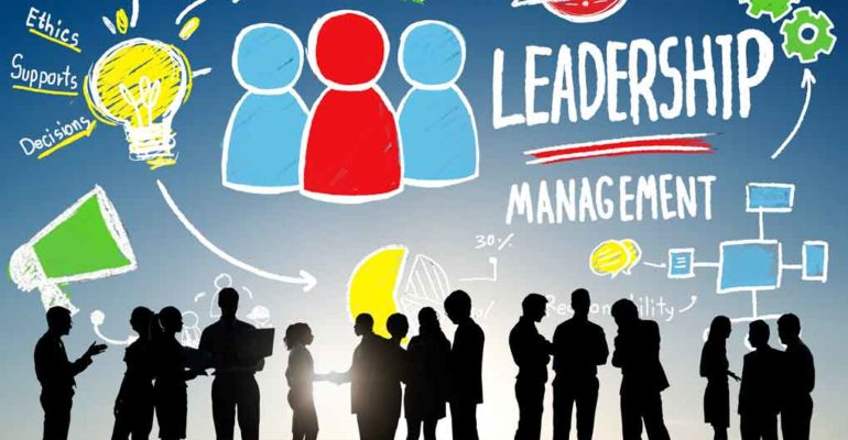What are the different styles of leadership?